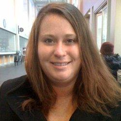 Kristen Y, a deep tissues sports massage client